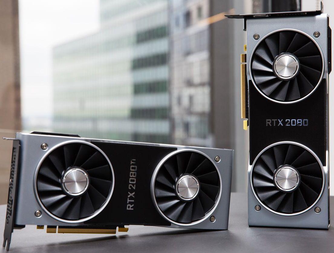 RTX 2080 Ti & 2080