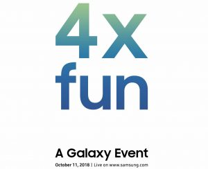 Galaxy Event 4x fun