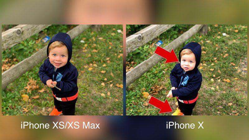 iPhone XS Max vs iPhone X-2
