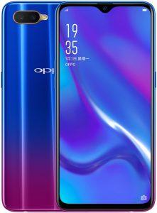 OPPO K1 blue