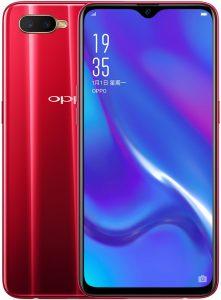 OPPO K1 red