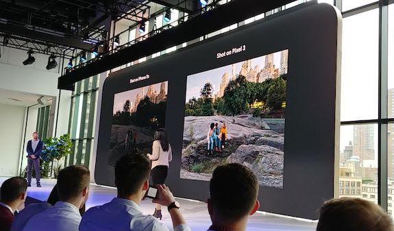 Pixel 3 vs iPhone XS