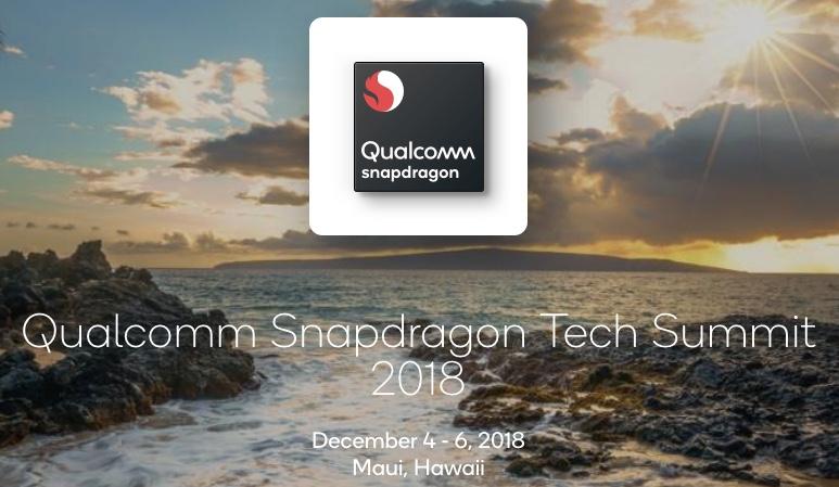 Snapdragon Tech Summit 2018