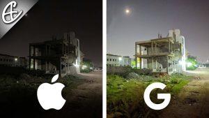 iPhone XS Max vs Pixel 3