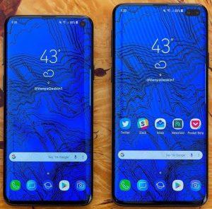 Galaxy S10 & S10+