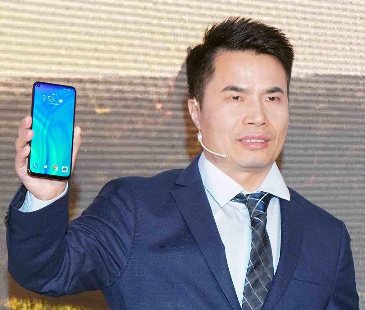 Huawei-V20-presented