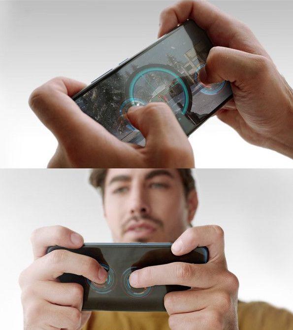 Vivo NEX Dual Screen gamepad