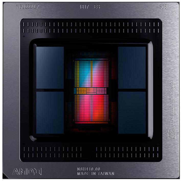 AMD Radeon VII GPU