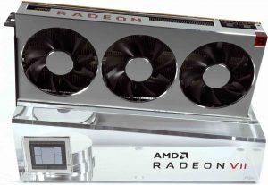 AMD Radeon VII box