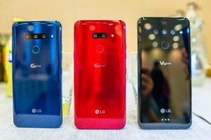 LG G8 & V50 ThinQ