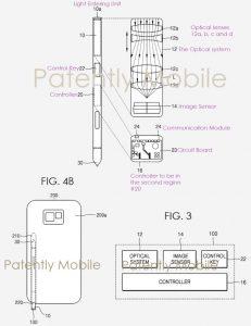 S Pen Camera patent