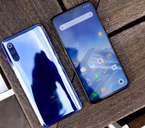 Xiaomi Mi 9 live